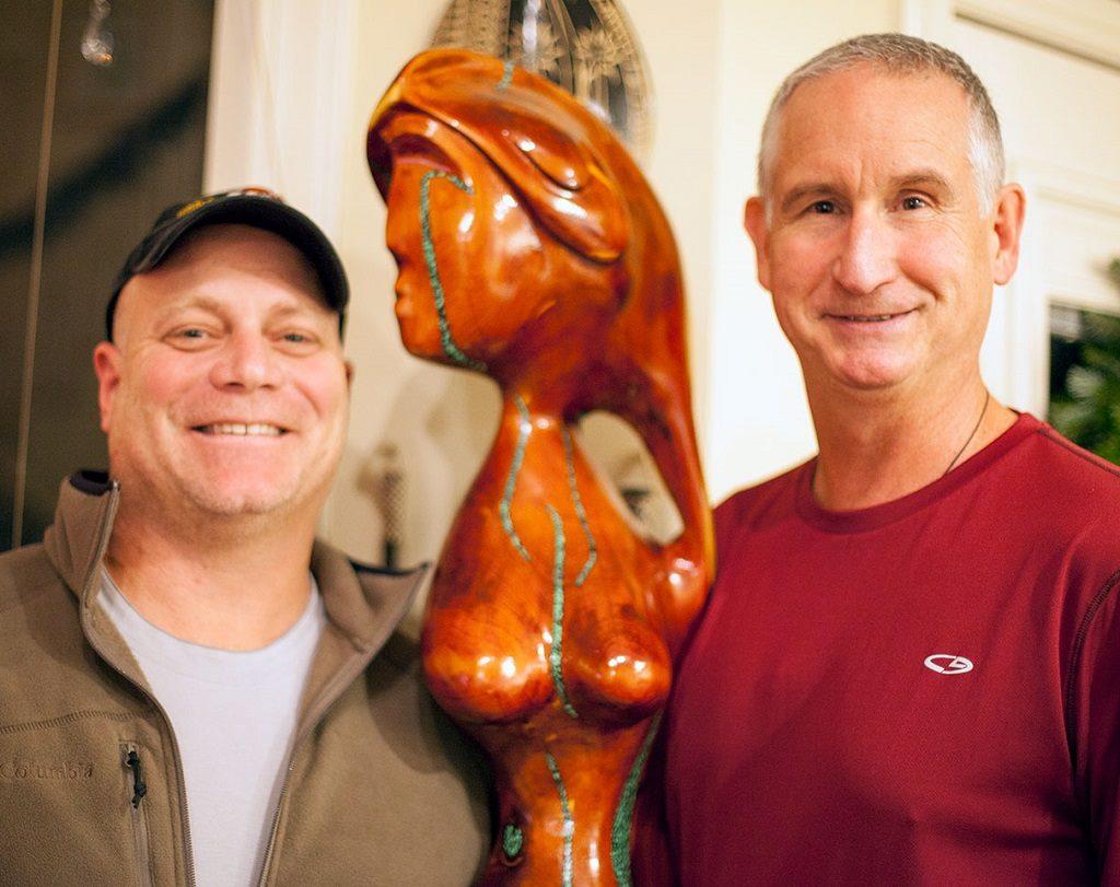 Portfolio of Sculptor Gregor Smith