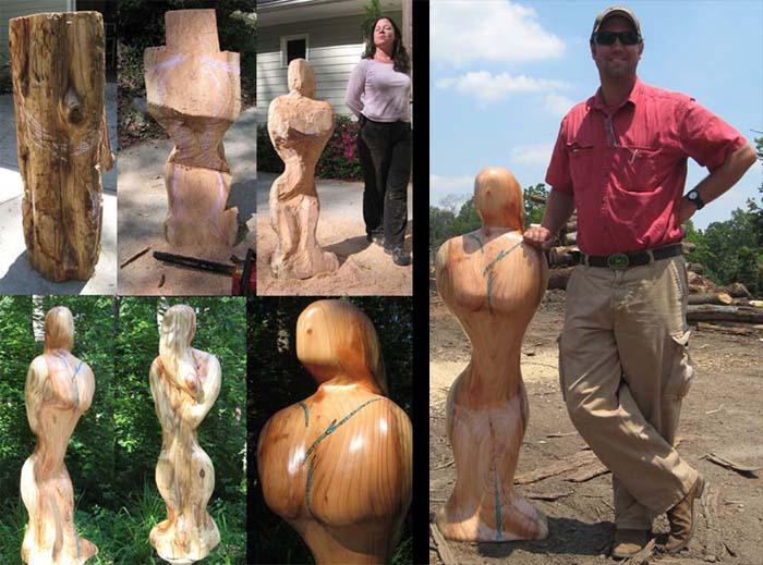 sculpture - Contradiction