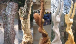 sculpture - Dancing Rica
