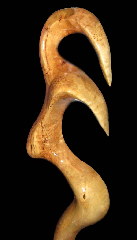 sculpture - Earth Curves