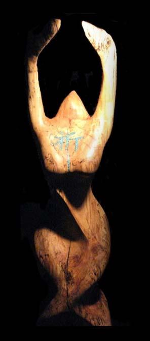 sculpture - Gifter
