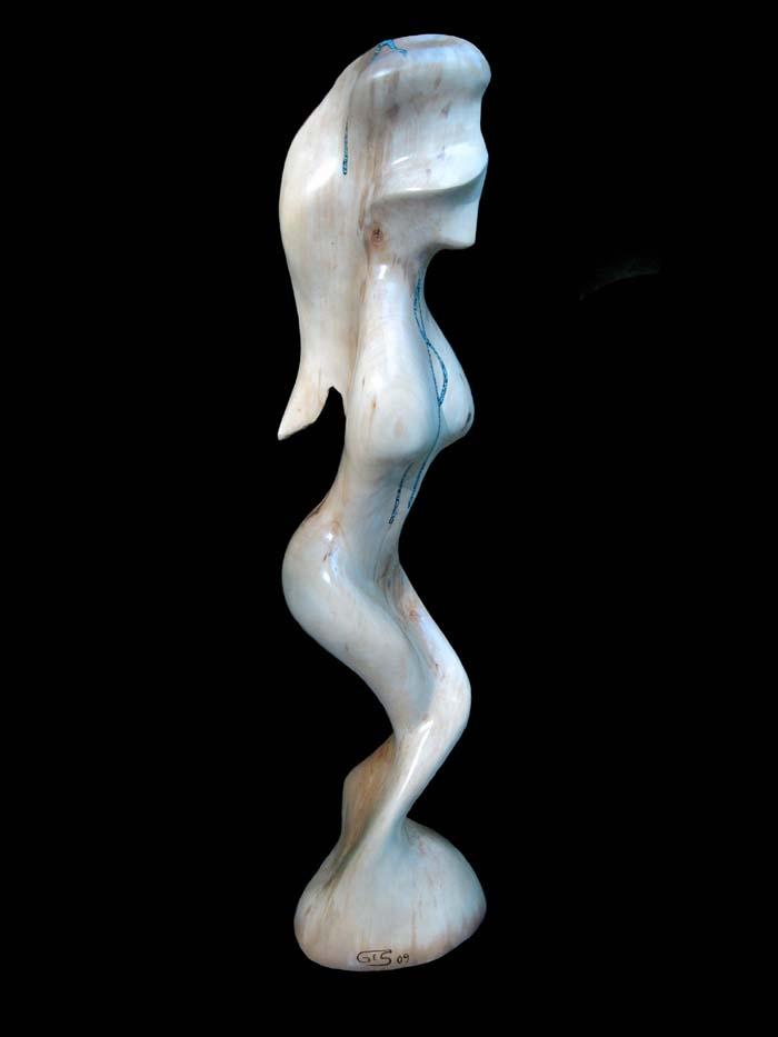 sculpture - River Dancer