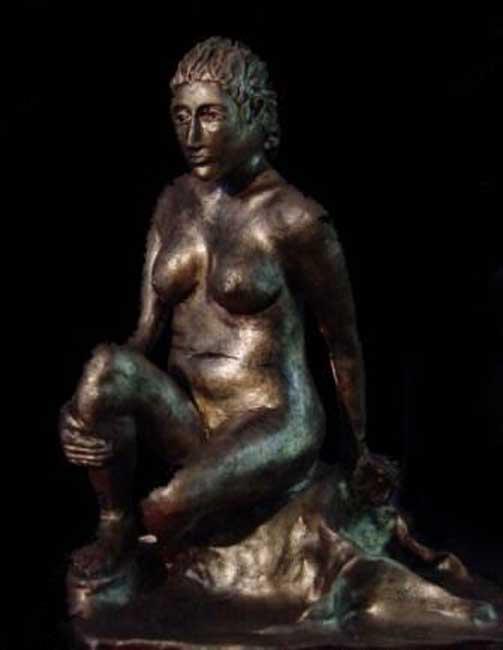 sculpture - Secret Thoughts