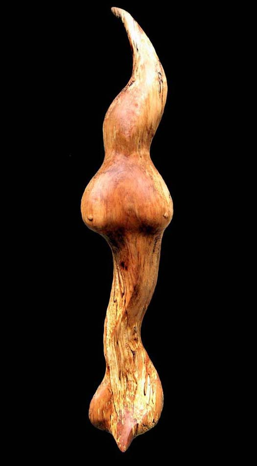 sculpture - Sister Curves