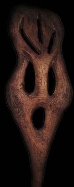 sculpture - Spook Boo Black