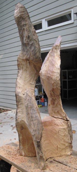 sculpture - Velvet Flicker