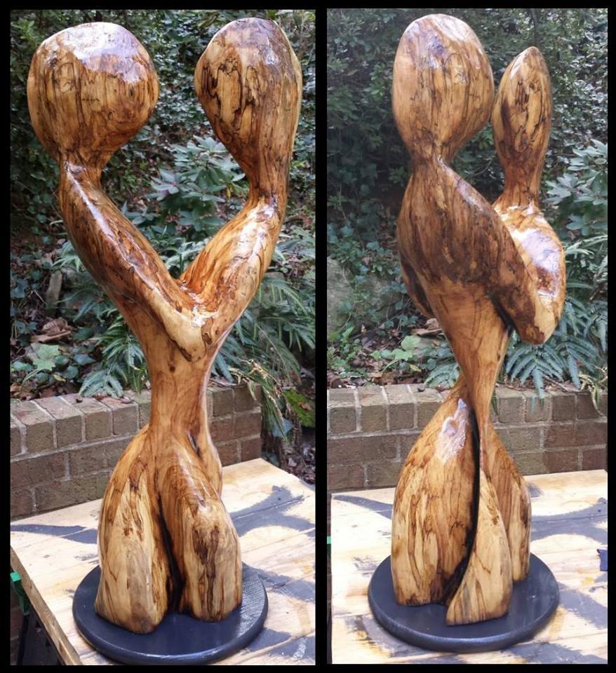 sculptor Gregor - chap donation 2017