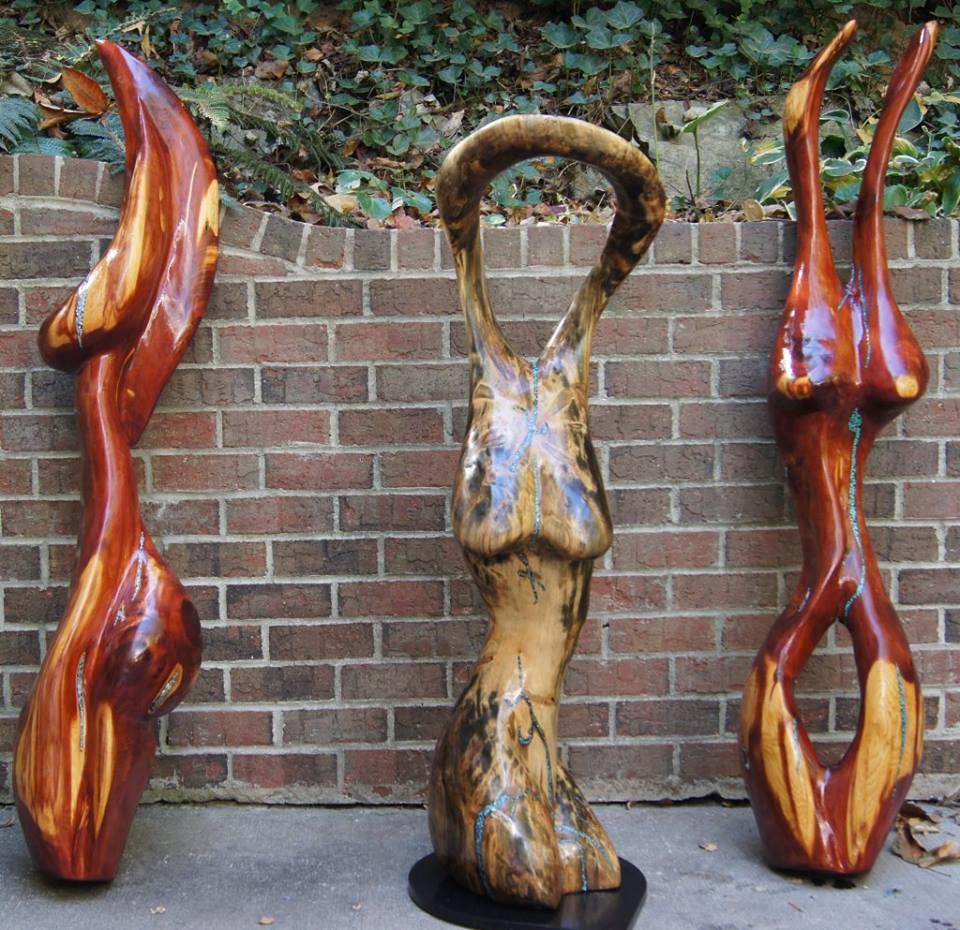 sculpture - Wild Thangs